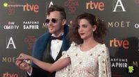 Así se vivió la alfombra roja de los Premios Goya 2016