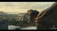Detrás de la magia de los efectos especiales de 'Jurassic world'