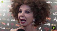 """Victoria Abril: """"Los Premios Goya los decide la CIA"""""""