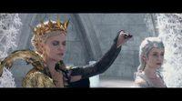 Tráiler español 'El cazador y la reina del hielo'