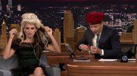Penelope Cruz hace un Dubsmash de 'Frozen' en el programa de Jimmy Fallon
