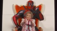 Betty White opina sobre 'Deadpool'