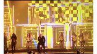 Pitbull y Sofía Vergara interpretan 'El Taxi' durante los Grammy 2016