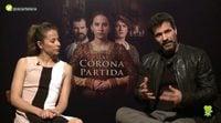 """Rodolfo Sancho e Irene Escolar: """"La película gustará al público que no seguía 'Isabel'"""""""