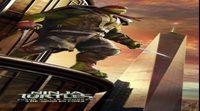 Póster animado 'Ninja Turtles: Fuera de las sombras', Raphael