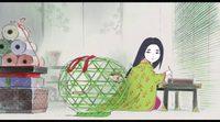 Tráiler subtitulado 'El cuento de la princesa Kaguya'