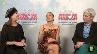 """Óscar Ladoire: """"La crisis está presente, pero esta es una película de amor y risa"""""""