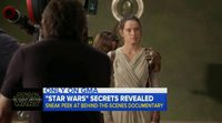 Tráiler de documental 'Star Wars: Secrets of the Force Awakens'