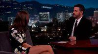 Gal Gadot habla de 'Wonder Woman' en Jimmy Kimmel Live!