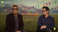 """Andreu Buenafuente y Berto Romero: """"Fue un rodaje muy fluido y muy gracioso"""""""