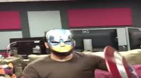 Paul Rudd's 'Captain America: Civil War' Reaction Video