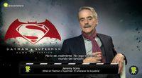 Jeremy Irons ('Batman v Superman'):