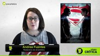 Vídeo crítica de 'Batman v Superman: El amanecer de la justicia'
