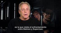 Entrevista a Charles Roven de 'Batman v Superman: El Amanecer de la Justicia'
