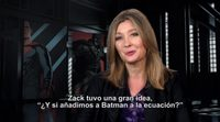 Entrevista a Deborah Snyder de 'Batman v Superman: El Amanecer de la Justicia'