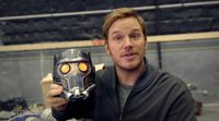 Chris Pratt hace un tour por el set de 'Guardianes de la Galaxia Vol. 2'