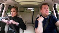 Leonardo DiCaprio se mensajea con Jennifer López en Carpool Karaoke