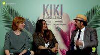 """Luis Callejo ('Kiki, el amor se hace'): 'Un 'kiki' con Paco León es un polvazo"""""""