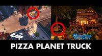 Easter Egg de Hank en las películas de Pixar