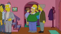 Sneak Peek 'Los Simpson' Episodio 'The Burns Cage' Temporada 27 #1