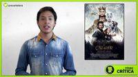 Video crítica de 'Las crónicas de Blancanieves: El cazador y la reina del hielo'