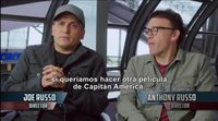 Featurette subtitulada 'Capitán América: Civil War' #2