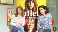 """Inma Cuesta ('Julieta'): """"En la mayoría de las películas, la historia gira en torno al hombre"""""""