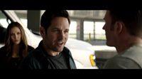 Clip Ant-Man 'Capitán América: Civil War'