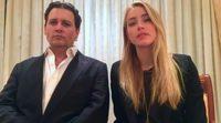 Amber Heard y Johnny Depp se disculpan por la importación ilegal de sus perros