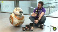 eCartelera entrevista a BB-8 de 'Star Wars'