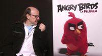 Featurette 'Angry Birds. La película': Santiago Segura