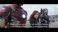 Clip 'Capitán América: Civil War': Hermanos en la lucha