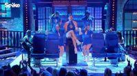 Clark Gregg imita a Britney Spears y Hayley Atwell a Lady Gaga en 'Lip Sync Battle'